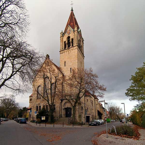 Bergkirche Osnabrück, Herbst 2010